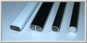 Aluminium pipe types