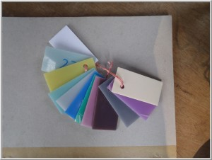 Bi-Fold Acrylic Colours