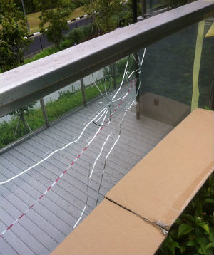 Dealing with Broken Glass