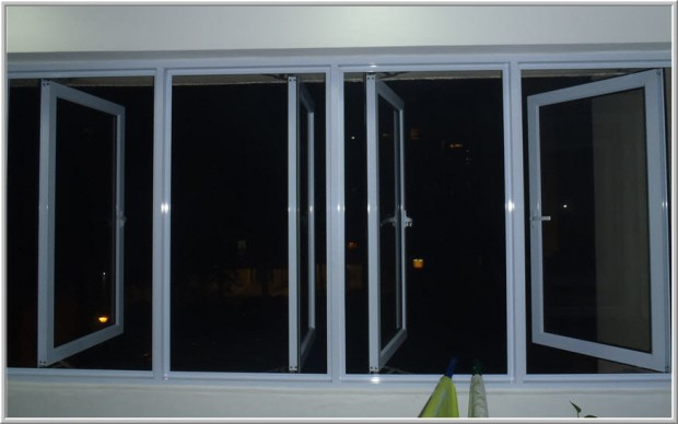 Casement Glass Windows