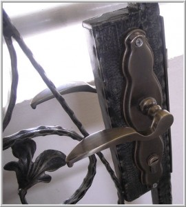 Door Gate Lock