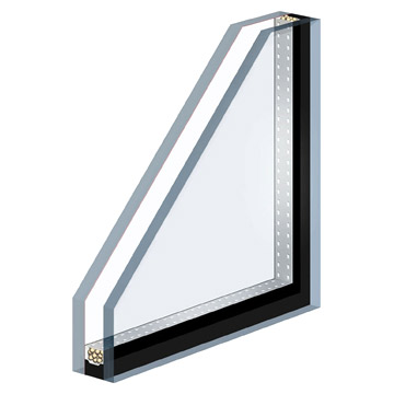 Soundproof windows doors singapore for Double glazed window glass