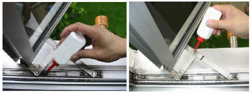 Preventive measures for smooth windows