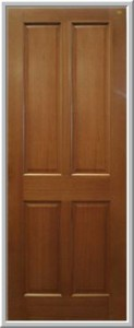 Nyatoh Wooden Door