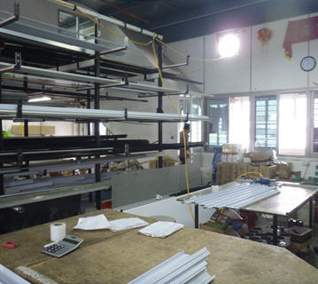 Window making Factory